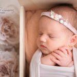 (Ne)Tradičné fotenie nášho novučičkého bábätká
