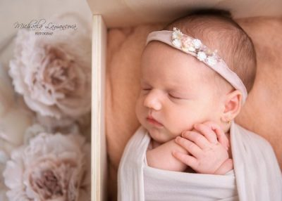 (Ne)Tradičné fotenie nášho novučičkého bábätka