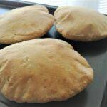 Domáca pita – arabský chlieb na kebab