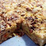 Pečieme s deťmi – šťavnatý jablkový koláč