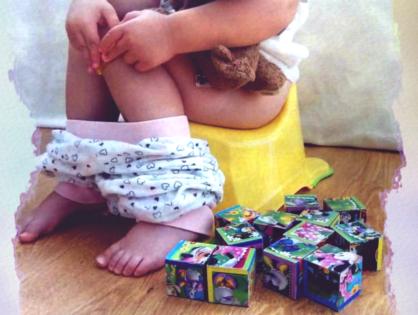 Zadržiavanie stolice u malých detí